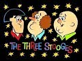 The New Three Stooges Cartoon Compilation Remastered HD