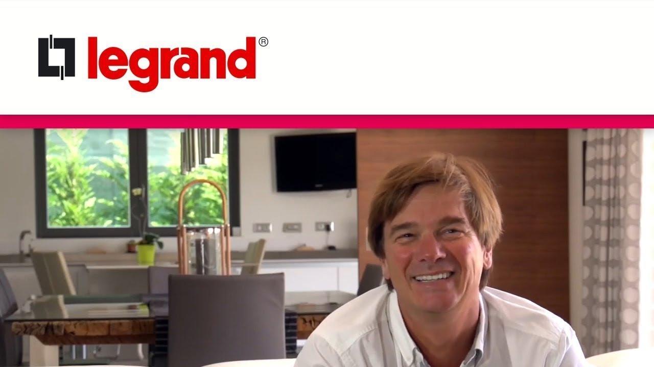 Maison domotique Legrand, le charme provençal associé à la ...