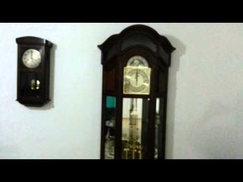 My Antique Clock Collection