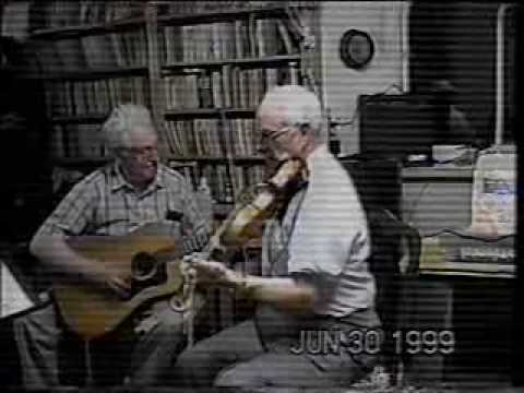 Paul Poirier Accompanies the Fiddle - Tune #33