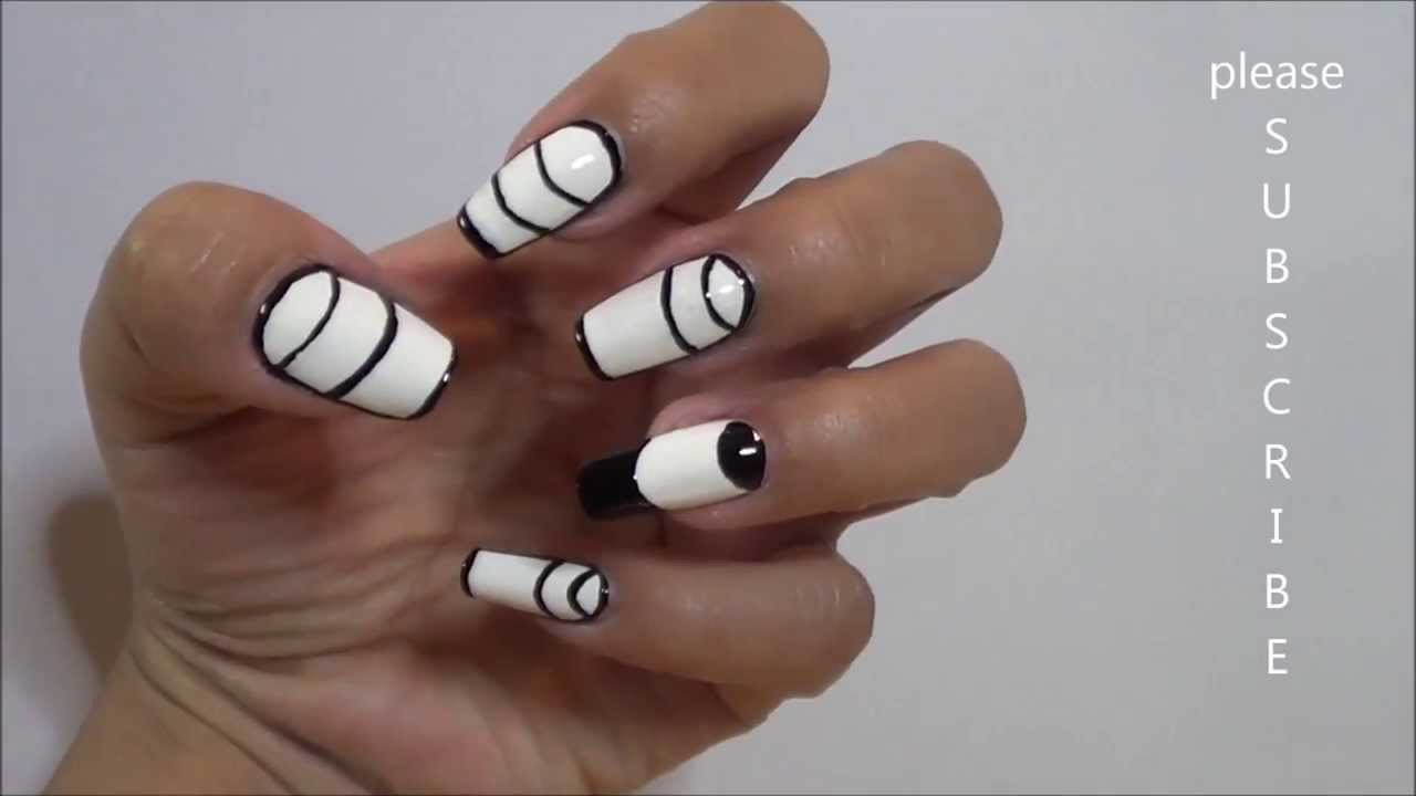 Em Michelle Phan Inspired Nails