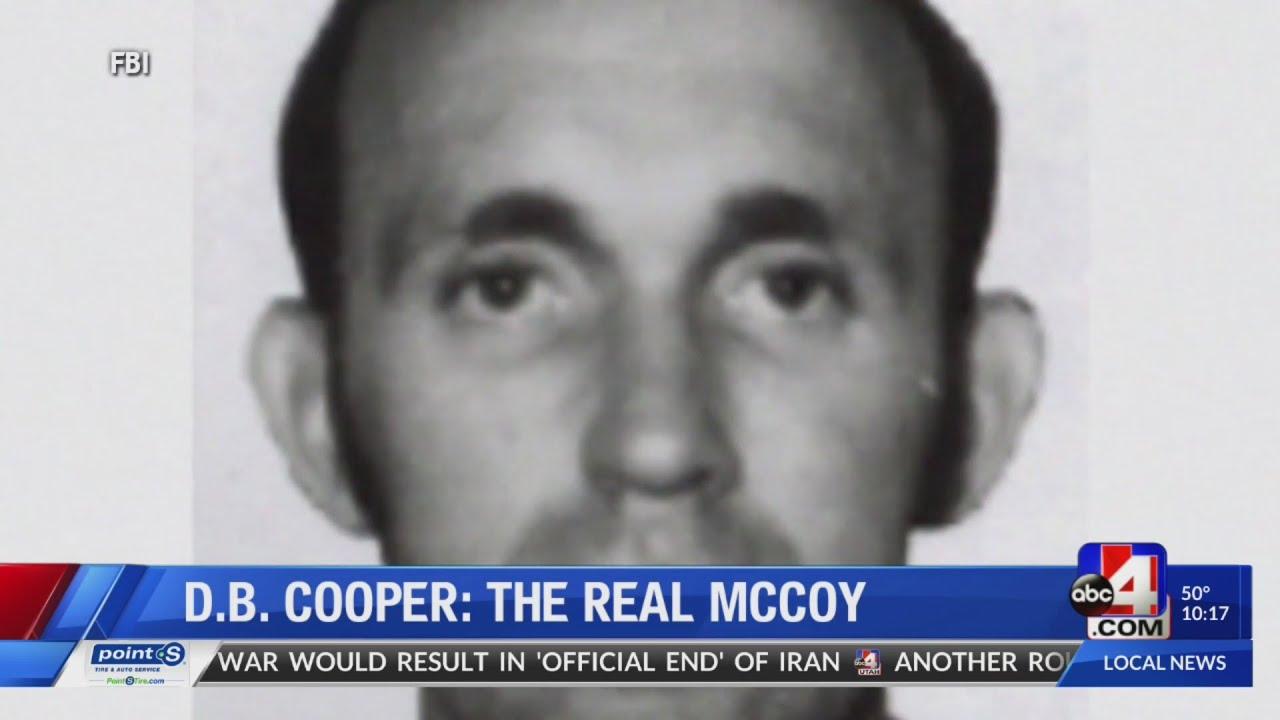 D.B Cooper:The real McCoy Part 1