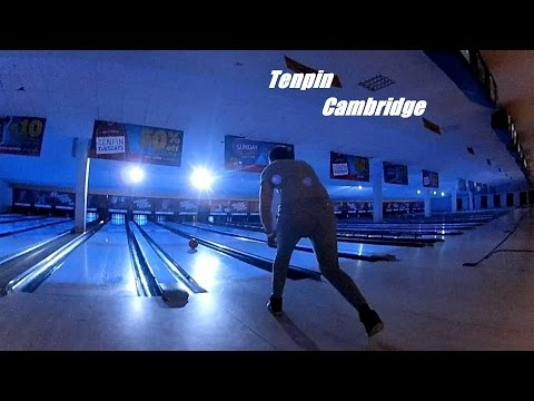 Bowling Tenpin Cambridge Slow Mo