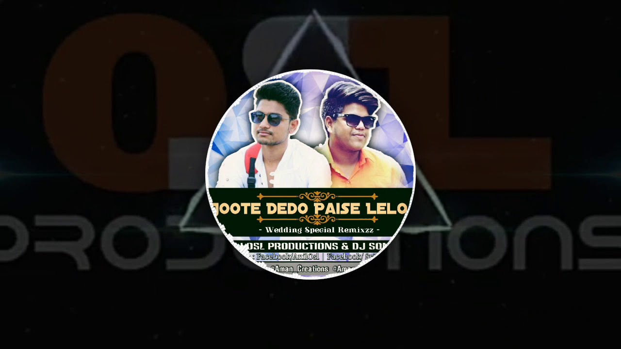 Wedding special mix DJ OSL production DJ SOM PRODUCTION BHOPAL