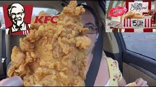 Kfc New Extra Crispy Chicken Fill