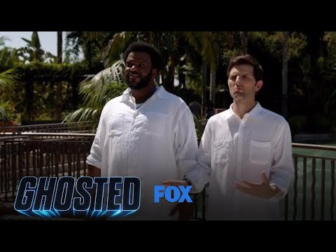 Max & Leroy Have A Bachelor Party Photo Shoot | Season 1 Ep. 3 | GHOSTED