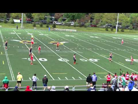 Ottawa Lady Swans  v Boston Lady Demons (Part 1)