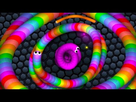 Thumbnail: THE GREATEST ESCAPE | SLITHER.IO