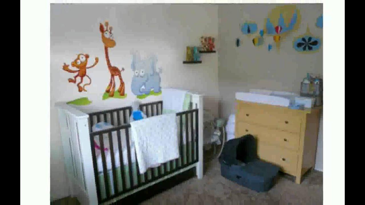 Dibujos para cuarto de bebe youtube - Cuartos para bebes ...