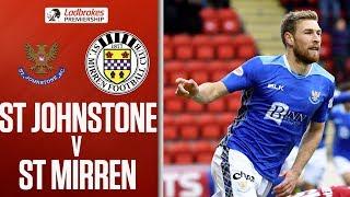 St Johnstone 2-0 St Mirren | The Saints Triumph Despite Penalty Misses | Ladbrokes Premiership