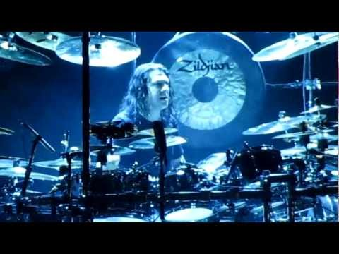 Dream Theater - The Dark Eternal Night + Mike Mangini Drum Solo ...
