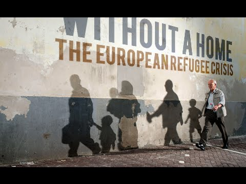 Without a Home: Delivering Aid to Refugees in Europe