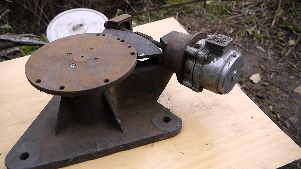 двигун реверсивний з редуктором рд -09 - YouTube