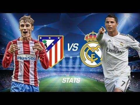 Bán kết  lượt về Champions League 2017: Atletico Madrid – Real Madrid