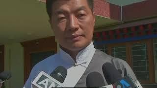 西藏流亡政府声援香港抗议者
