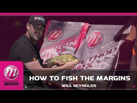 Mainline Match Fishing TV - How To Fish The Margins With Will Reynolds!