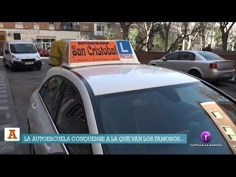 AECLM: La Autoescuela De Los Famosos