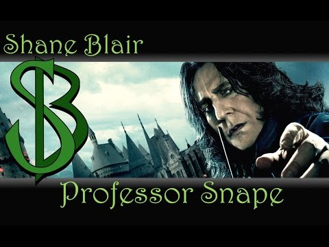 Professor Snape (Harry Potter Song)