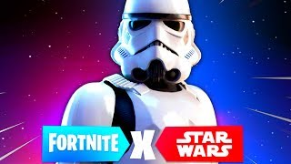 **EVENTO FINAL** FORTNITE x STAR WARS