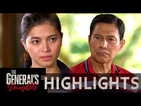 The General's Daughter: Rhian confronts Tiago about his daughter | EP 19