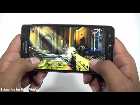 Samsung Galaxy On7 Gaming Review with Benchmarks & Heating Test