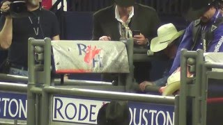 Bull Riding Event - 4 of 4 - Houston Livestock Show & Rodeo - 20 March 2016