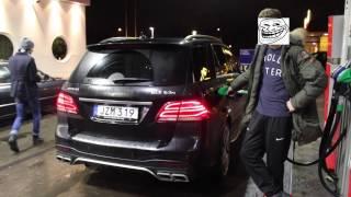 VLOG #1 - 2016 Mercedes-AMG GLE 63 S 585HP