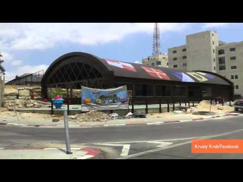 'SpongeBob SquarePants' Krusty Krab Restaurant to Open in Palestine