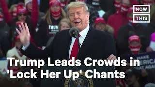 Trump Supporters Continue to Rally Against Gov. Whitmer | NowThis