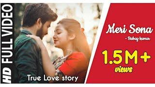 A Heart Touching Love Story | Meri Sona |  Song | Babay | Roni | Aparajita | - Music Book