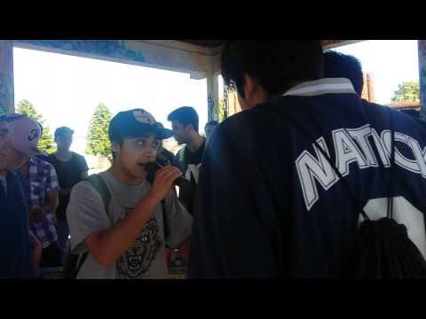 SERES INFERNALES Clasif. Pandillas 2017 / Toti VS Rapsen