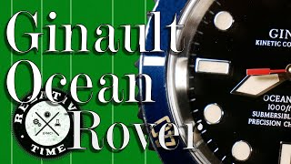 Walk On The Ocean : Ginault Ocean-Rover Review