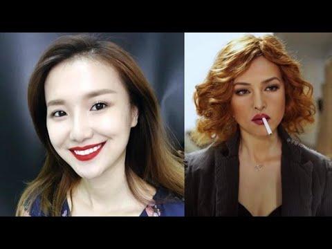 Девушка из Китая с помощью макияжа может преобразиться в любого человека