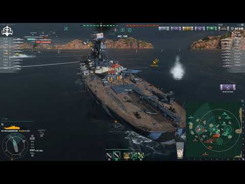 World of Warships - Vladivostok