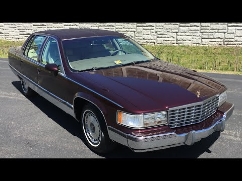 1994 Cadillac Fleetwood Brougham w/ 50k miles by Specialty Motor Cars
