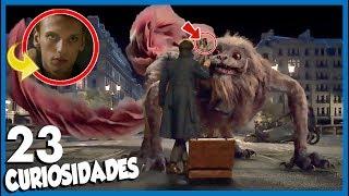 23 Curiosidades de Animales Fantásticos Los crímenes de Grindelwald & Final Explicado