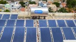 ORB ENERGY'S COMMERCIAL SOLAR WATER HEATING SYSTEMS