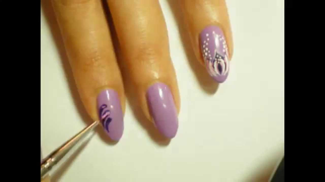 Tutorial fiore di loto lotus flower youtube tutorial fiore di loto lotus flower nail fantasy dhlflorist Image collections