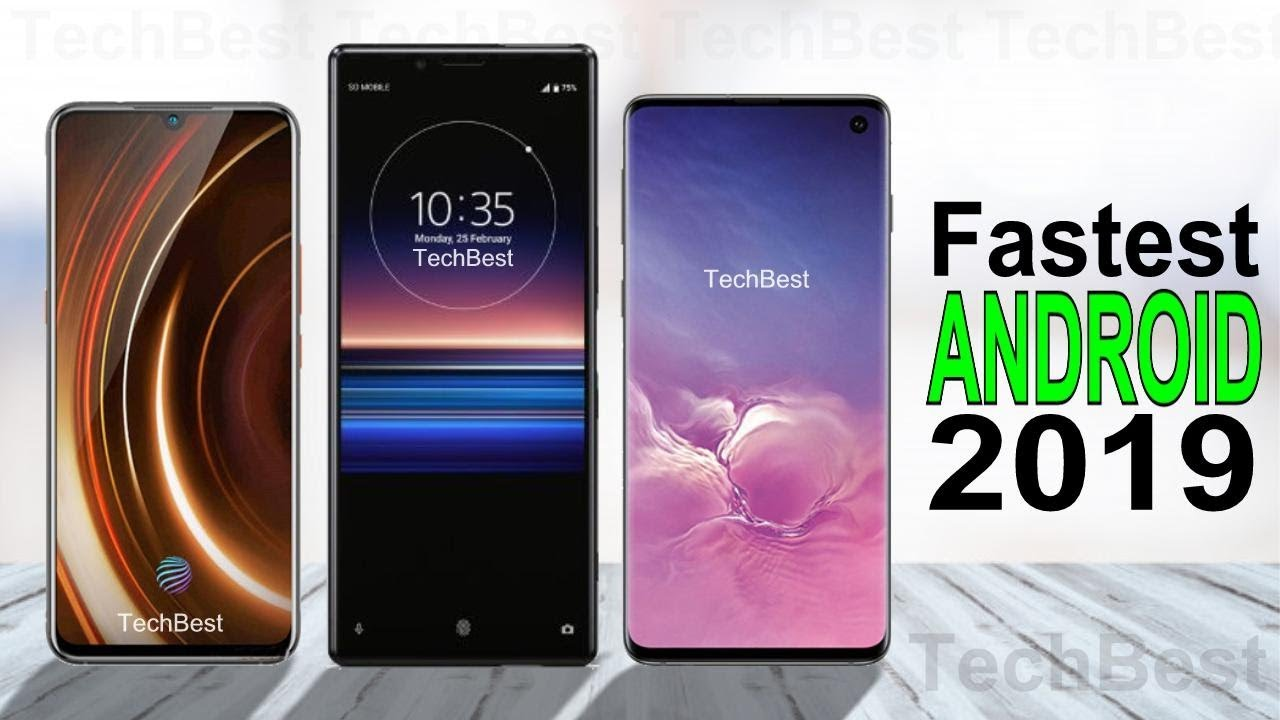1d7f2b84d99 Fastest Android Phones 2019 - Top 5 Best Antutu Scores - YouTube