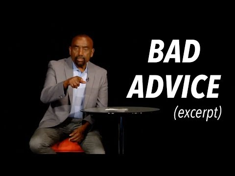 Anger, Back-Biting, Gossip, and Bad Advice (Church EXCERPT, Apr 8)