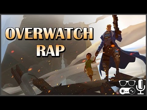 OVERWATCH RAP (All 21 Heroes!)