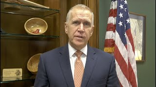 Senator Tillis Supports Pro Life Legislation