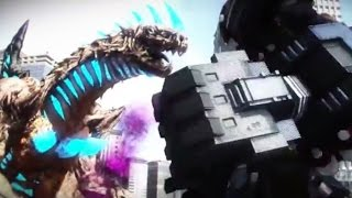 Earth Defense Force 4.1: The Shadow of New Despair - E3 2015 Trailer