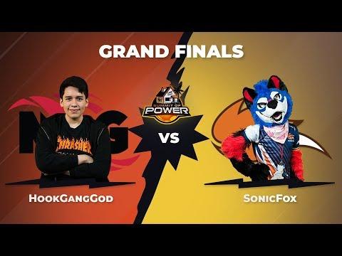 HookGangGod vs SonicFox - GRAND FINALS - DBFZ Summit of Power