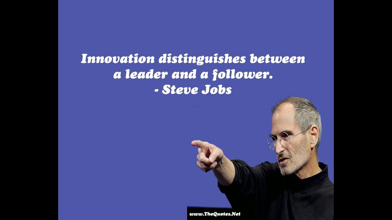 Innovation Quotes Youtube
