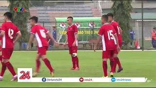 SỰ TIẾN BỘ CỦA ĐỘI TUYỂN U19 VIỆT NAM -  Tin Tức VTV24