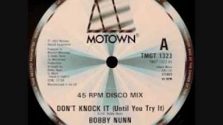 Bobby Nunn - Don