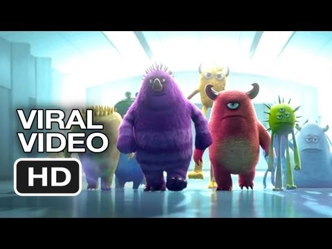 Monsters University Official Viral Video - We See Monsters University (2013) HD