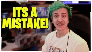 NINJA GOES ON RANT ABOUT WHY YOU SHOULDN'T JOIN AN ORG! *WOKE*
