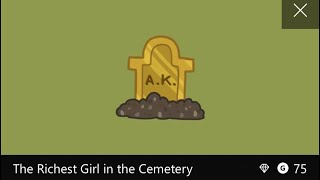 Psychotic's Agatha Knife   The Richest Girl in the Cemetery (Speed Run)